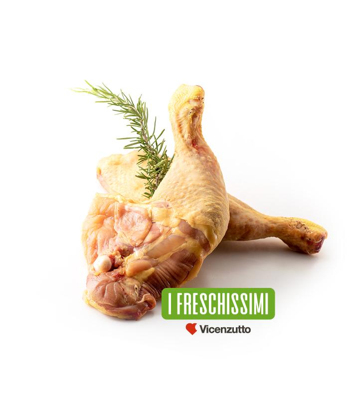V Prodotti Coscia di pollo intera - Everytime