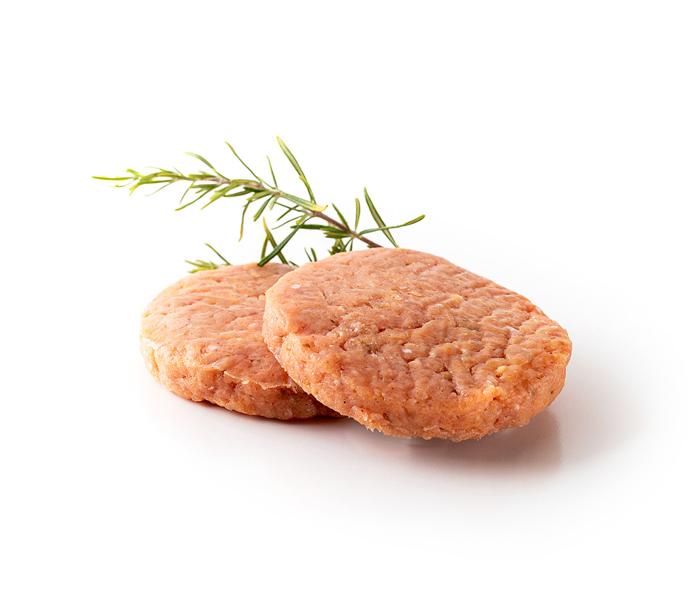 V Prodotti Hamburger bianco - Everytime