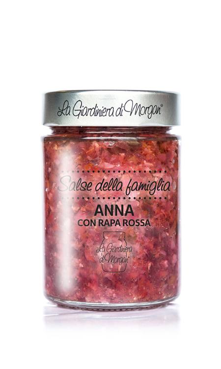 V Prodotti La Salsa di Anna - Everytime