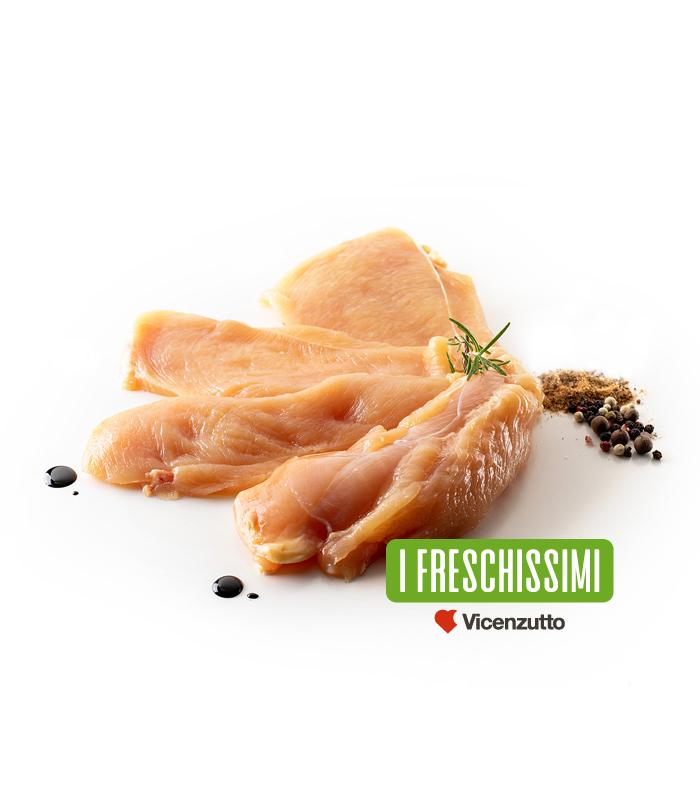 V Prodotti Petto di pollo a fettine - Everytime