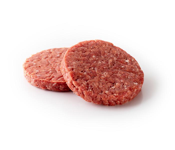 V Prodotti Rosso hamburger - Everytime